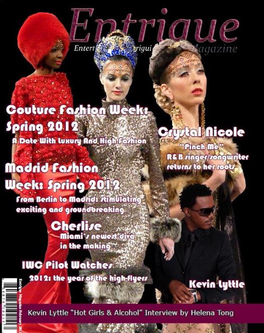 Entrigue Magazine