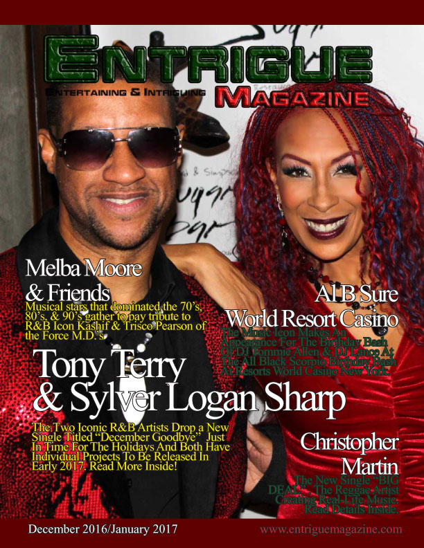 Tony Terry & Sylver Logan Sharp