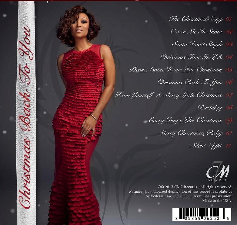 Chante Moore Christmas Album